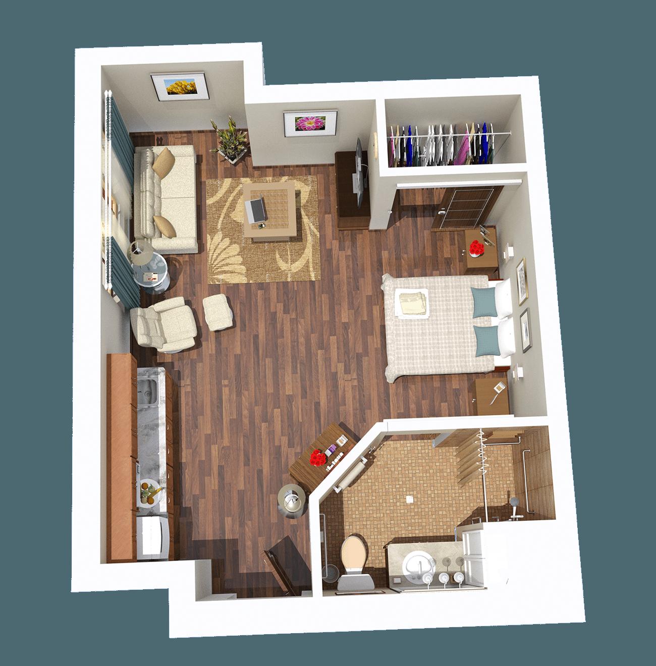 Quail Pointe Apartments: Tessera Of Brandon