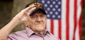 World War Two, Veteran